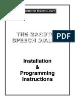 GardTec Speech Dialler copy