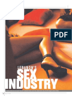 The Executive - Lebanon's Sex Industry - August 2009