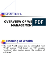 CHAPTER-1(Wealth Mgt.)