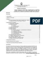 Licitacion Caño Salguero Dock Sud Ingenieria