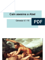 Cain asesina a Abel