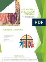 LOS AGENTES DE LA ACCIÓN PASTORAL JP Y FELIPE