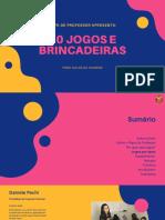 JOGOS DICAS