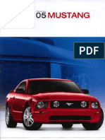 2005 Ford Mustang Brochure