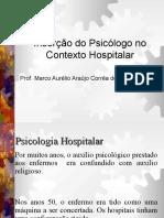 Inserção do Psi Hospitalar