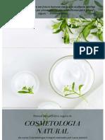 Apostila Cosmetologia Natural