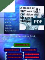 Direct Stiffness - Trusses