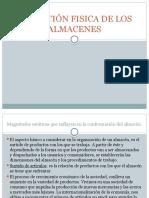 CLASE - MEDICIONES DE ALMACENES
