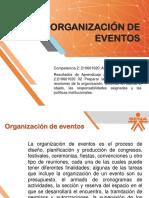 CLASE 1_ORGANIZACIÓN DE EVENTOS