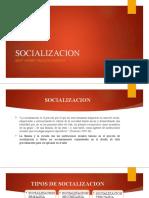 SOCIALIZACION