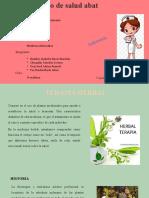 Terapia Herbal