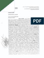 Obrainsa: Fiscal Juárez citó nuevamente al presidente Vizcarra para brinde declaración