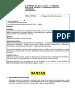 0°DIMENSIÓN CORPORAL Y ESTETICA - PAC CUARTO PERIODO - NOVIEMBRE 01
