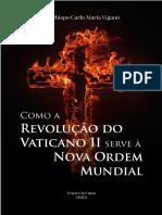 Como o Vaticano II serve à Nova Ordem Mundial - Arcebispo Carlo Maria Vigano.pdf