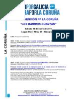 Orden Del Dia Convencion Barrios
