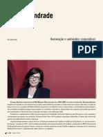 Iluminação e Ambientes Corporativos - Claudia Andrade