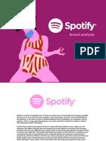 Spotify Brand Analysis