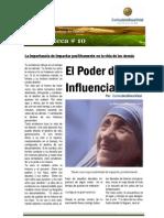 El Poder de la Influencia Ética - Carlos de la Rosa Vidal