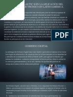 IMPACTO DEL INTERNET EN EMPRESAS GUBERNAMENTALES
