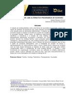 Revista Científica - Holding Familiar Uma alternativa programada de sucessão