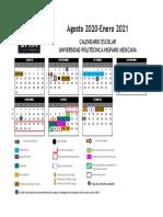Calendario 20A