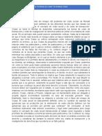 """""""El Teorema de Coase"""" de Ronald Coase Pablo Moronta"""