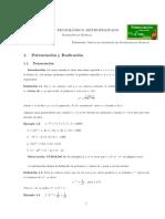 Notas de Clase 2 - Potenciación y Radicación 2018 - 02 (1)