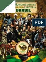Trecho Guia Politicamente Incorreto da História do Brasil