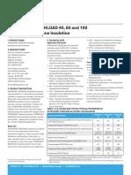HL 40 Insulation