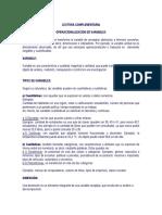 OPERIALIZACION DE VARIABLES