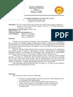 LAC Session (Rationale)