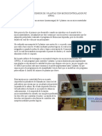 CIRCUITO DE UN ASCENSOR DE 5 PLANTAS CON MICROCONTROLADOR PIC 16F84A