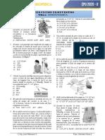 Ejercicios Propuestos N° 010 - Hemodinámica