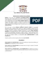 Contrato Los Rosales- JOHANA ESTEFANY Y CESAR AUGUSTO
