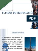 Introducción a fluidos de perforación