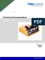 Drager Oxylog 1000 - Service manual.pdf