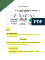 Marketing Digital De TDC System
