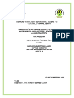 INVESTIGACION DOCUMENTAL DE MOTORES Y GENERADORES CD