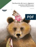 Chicharrón de oso y algunos cuentos del fracaso