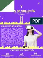 Ideas De Solución_By Critina Ovalle M