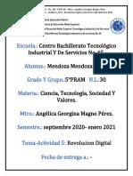 Ciencia, Tecnología, Sociedad y Valores-Revolucion Digital