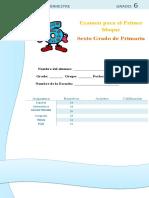 EXAMEN 6TO GRADO (1)
