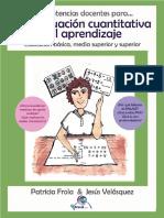 Competencias docentes para. La evaluación. cuantitativa. del aprendizaje