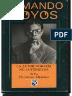 La autobiografía no autorizada de Armando Hoyos