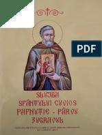 Slujba Sf Cuv. Pafnutie - Pârvu Zugravul (7 august).pdf