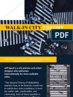 WALK-IN CITY THEORY