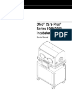 GE Careplus 1000 and 2000 Service Manual