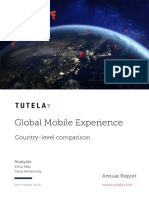 Global Mobile Experience Report 2020