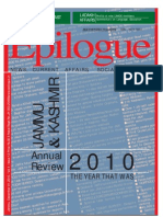 Epilogue Magazine, December 2010