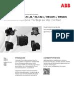 Contract LME620 AI  mise en service OI_PME_LME_EAN823_EBN853_EBN861_FR_F